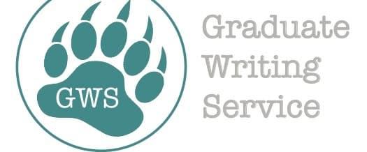 GWS Logo with teal bear paw print