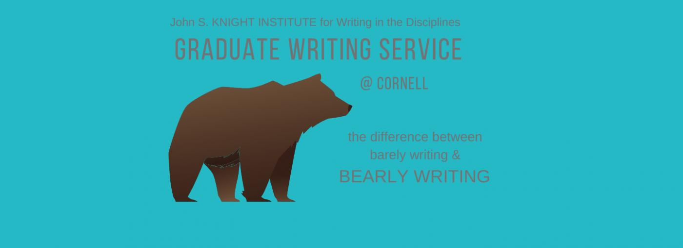 GWS Bearly Writing