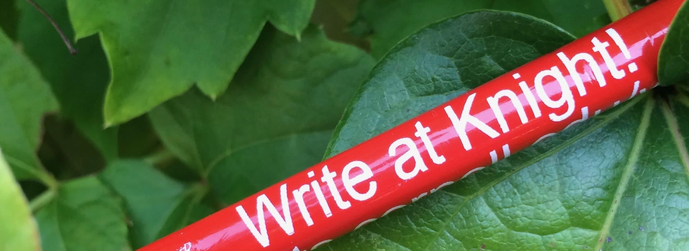 Write at Knight ivy pano