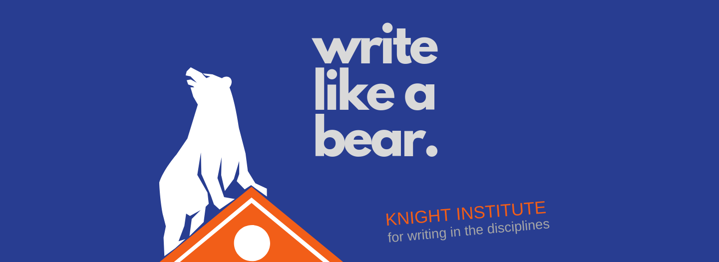 White Write Like a Bear